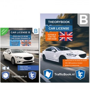 Theory book english with CD