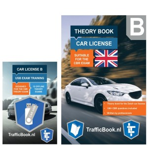 English theory book with usb practise